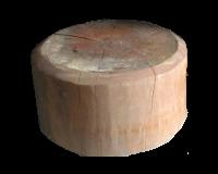 Колода для рубки мяса маленькая