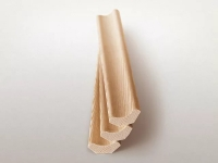 Погонажные изделияДеревянная галтель