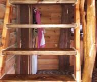 Декор деревянной лестницы