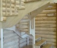Деревянные лестницы в Москве