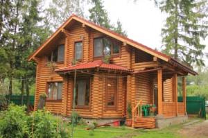 Пиломатериал для строительства дома