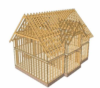 Строительство каркасных домов. Плюсы и минусы