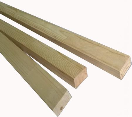 Рейка монтажная деревянная. Применение рейки