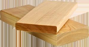 Прямой планкен из лиственницы