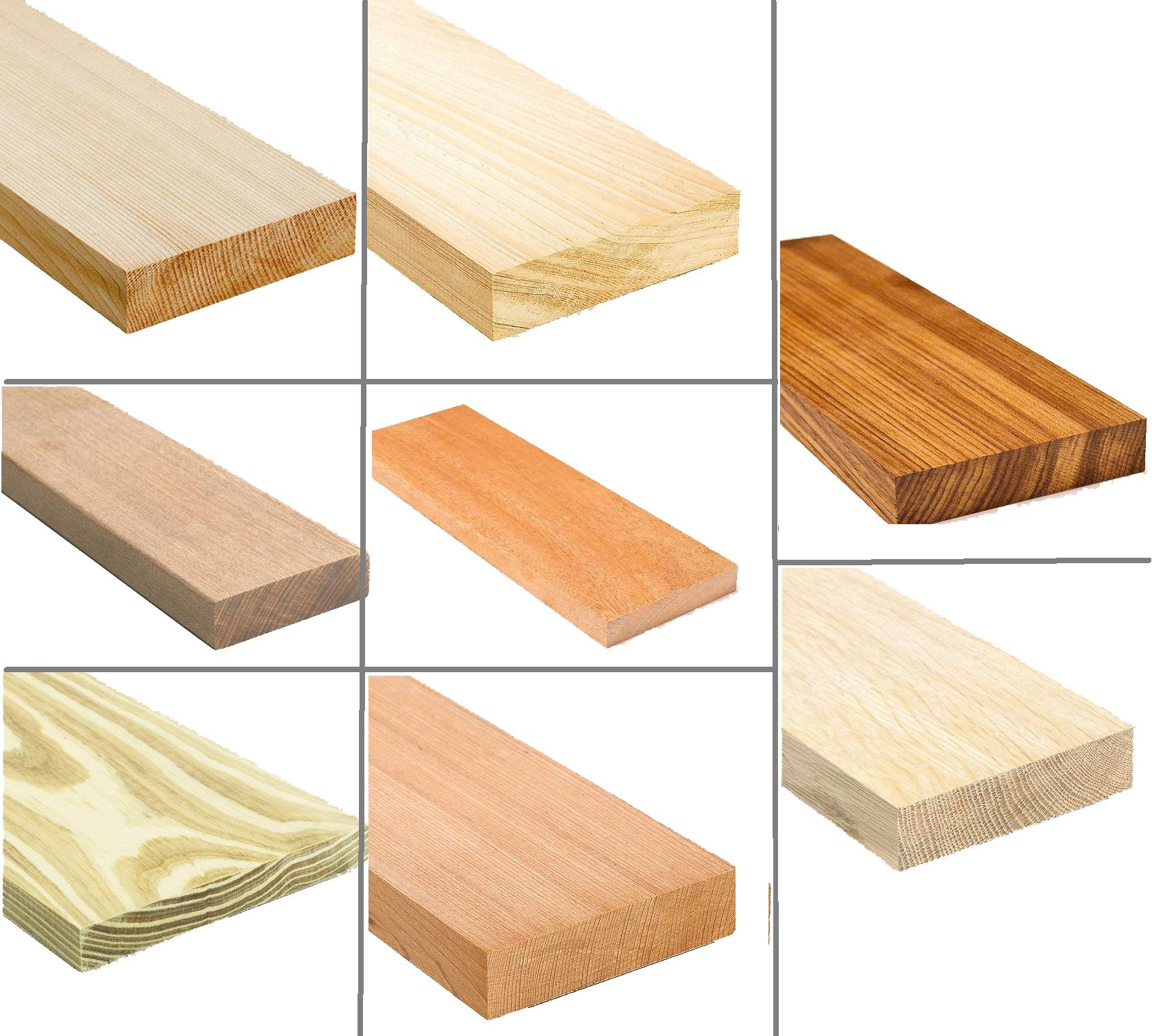 Лучшая древесина для улицы